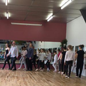 Master class de danse de Renaissance avec Denis Morrier