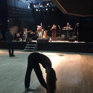 18 danseuses de Lydie dansent à la Souris Verte, samedi 15 septembre 2018