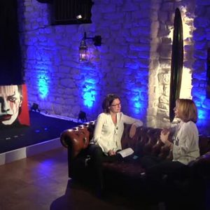 Invitée de l'émission «Tête de l'art»